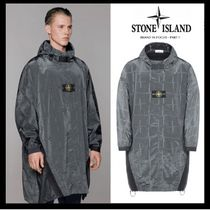 ※STONE ISLAND※ HOUSE CHECK JACQUARD ON NYLON【送関込】