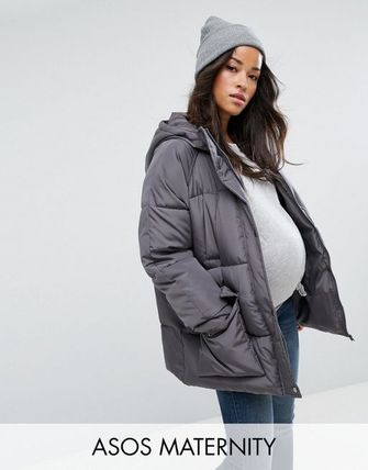 ☆ASOS MATERNITY Puffer With Pocket Detail☆