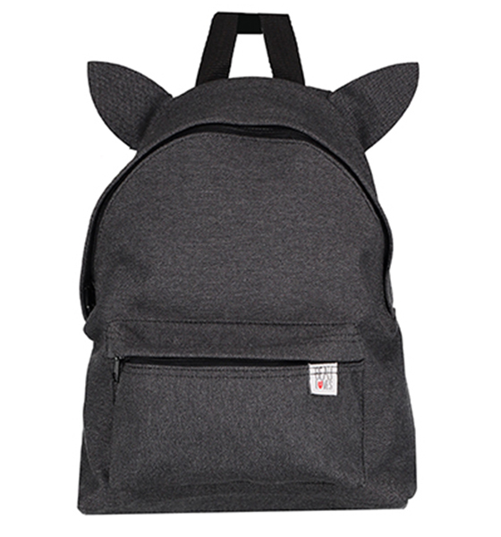 Backpack with ears,Grey