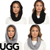 ◇UGG◇2wayスヌード Sequoia Twisted Solid Knit Snood