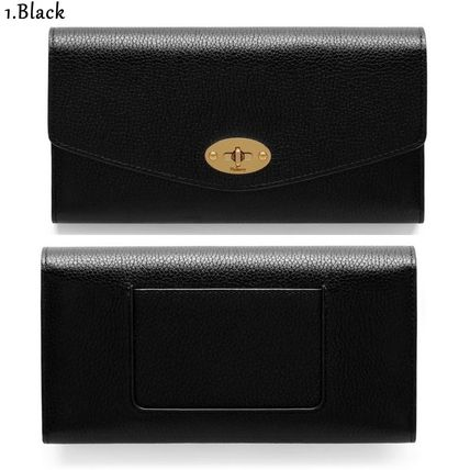 Mulberry 長財布 Mulberry☆Darley Wallet 長財布 カード用スロット12枚!(2)