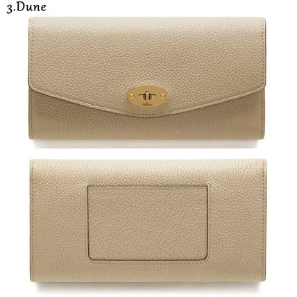 Mulberry 長財布 Mulberry☆Darley Wallet 長財布 カード用スロット12枚!(6)