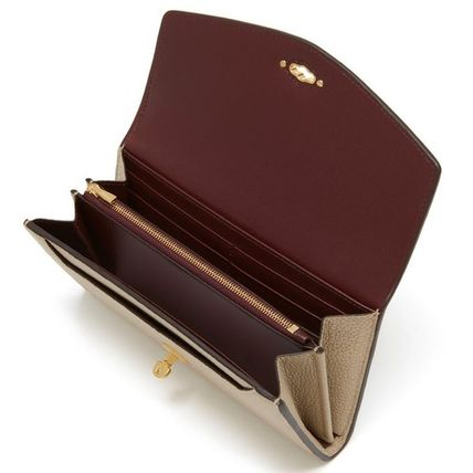 Mulberry 長財布 Mulberry☆Darley Wallet 長財布 カード用スロット12枚!(7)