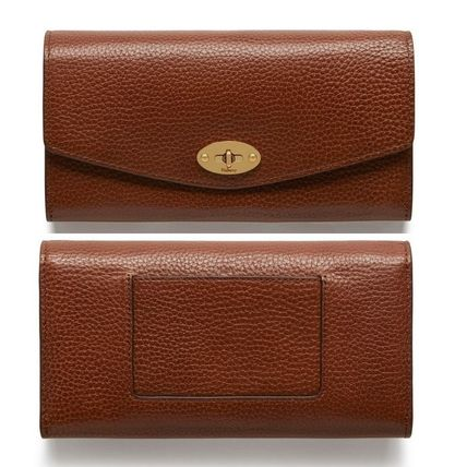 Mulberry 長財布 Mulberry☆Darley Wallet 長財布 カード用スロット12枚!(8)
