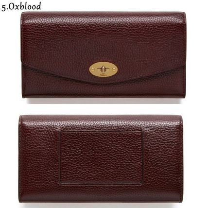 Mulberry 長財布 Mulberry☆Darley Wallet 長財布 カード用スロット12枚!(10)