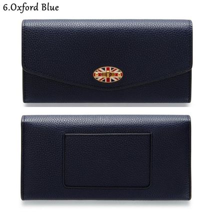 Mulberry 長財布 Mulberry☆Darley Wallet 長財布 カード用スロット12枚!(12)