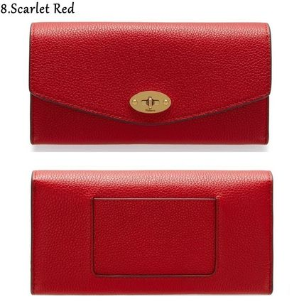 Mulberry 長財布 Mulberry☆Darley Wallet 長財布 カード用スロット12枚!(16)