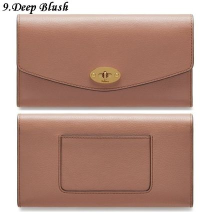 Mulberry 長財布 Mulberry☆Darley Wallet 長財布 カード用スロット12枚!(17)