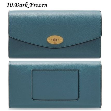 Mulberry 長財布 Mulberry☆Darley Wallet 長財布 カード用スロット12枚!(19)