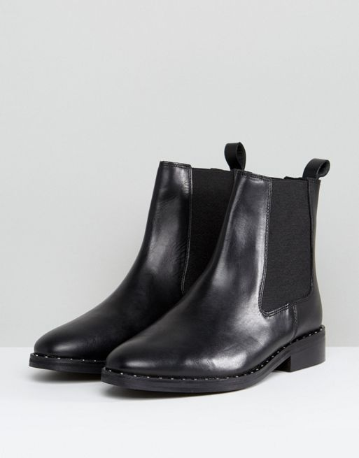 ☆River Island Studded Chelsea Boots☆