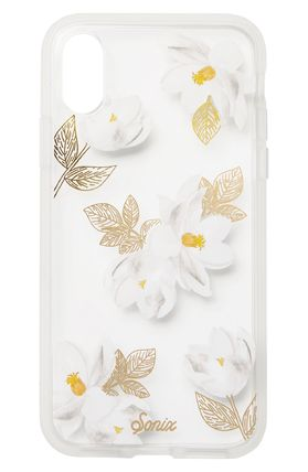 Sonix iPhone・スマホケース ☆Sonix Oleander Print iPhone X Case☆
