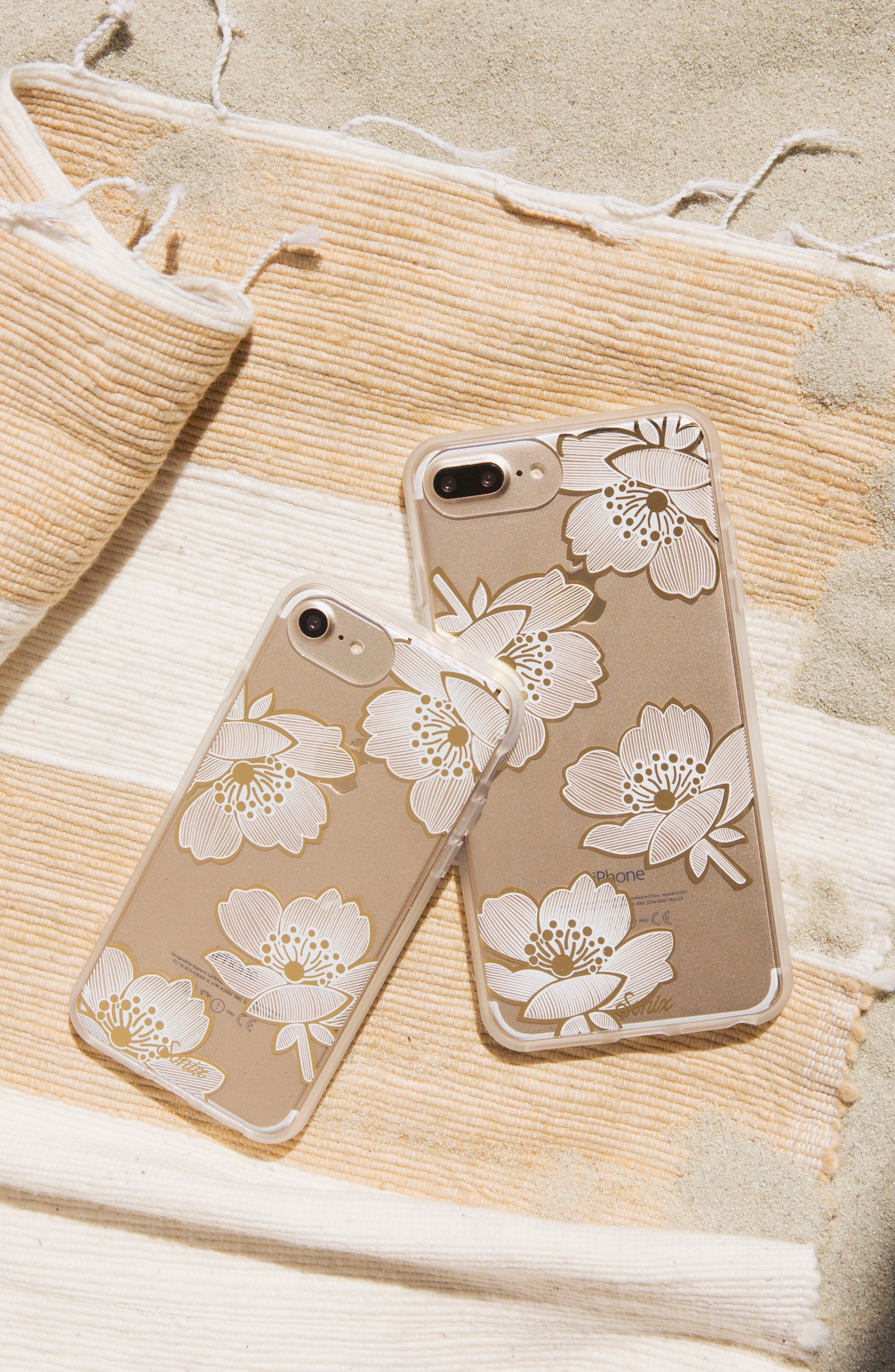 ☆Sonix Bellflower iPhone 6/6s/7/8 & 6/6s/7/8 Plus Case☆