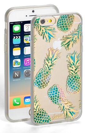 Sonix iPhone・スマホケース ☆Sonix Liana Teal iPhone 6/6s/7/8 Case☆