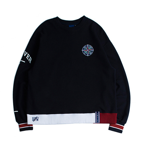 ★ROMANTIC CROWN ★日本未入荷/Forever Young Sweat Shirt(NY)
