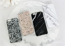 [DEAR MAISON】iPhone 7/6★MARBLE CASE-4色