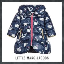 Baby!! Little Marc Jacobs★スワン Puffer Coat 6M-3Y★関税込