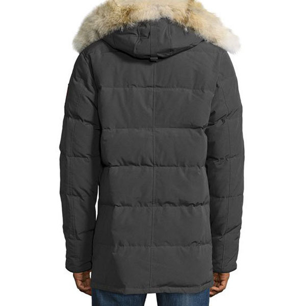 【CANADA GOOSE】カナダグース★Carson Down Parka with FurTrim