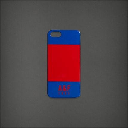 Abercrombie & Fitch スマホケース・テックアクセサリー 送料込即日発送★アバクロ Classic Phone Case/for iPhone4&4S
