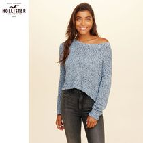 ★送料込★Hollister★Slouchy Crop Sweater★