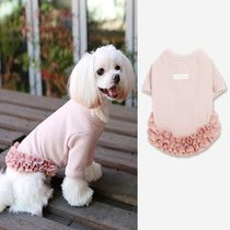 ★ ITS DOG ★ KISS ME FRILL DRESS (PINK)