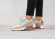 "★WMNS★[NIKE]AIR MAX 90 ""Light Bone"""