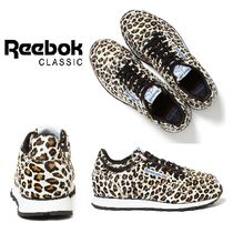 送関込 Reebok x Head Porter Classic Leather レオパード柄