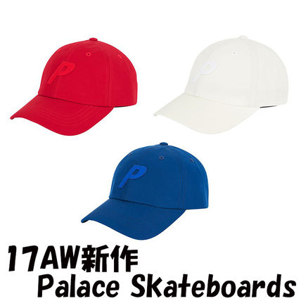 17AW新作 Palace Skateboards P 6-PANEL キャップ