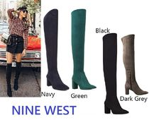 セール!Nine West  Xperian Over the Knee Boots