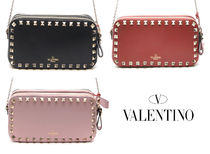 【関税負担】 VALENTINO DOUBLE ZIPS CHAIN SHOULDER