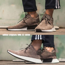 adidas★NMD C2 SUEDE★SIMPLE BROWN★スウェード★25.5~28cm