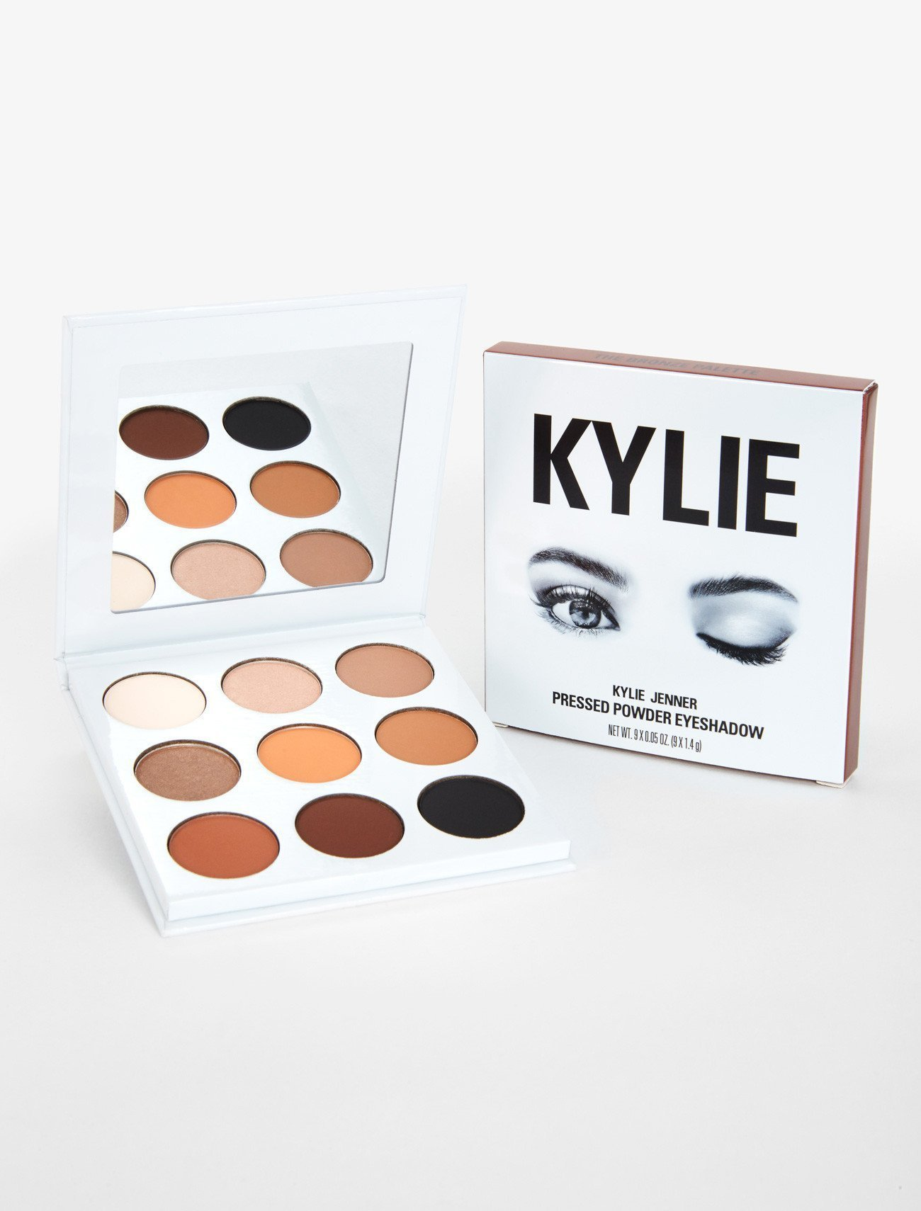 Kylie Cosmetics限定☆THE BRONZE PALETTE | KYSHADOW