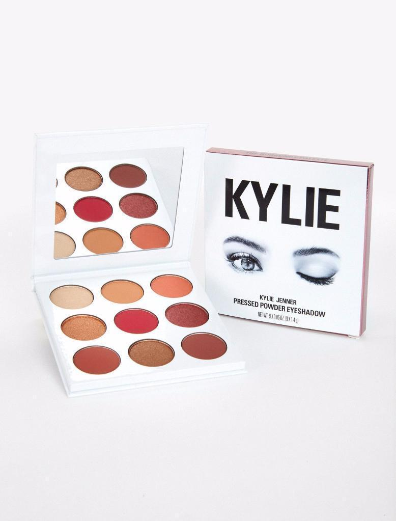 Kylie Cosmetics限定☆THE BURGUNDY PALETTE | KYSHADOW