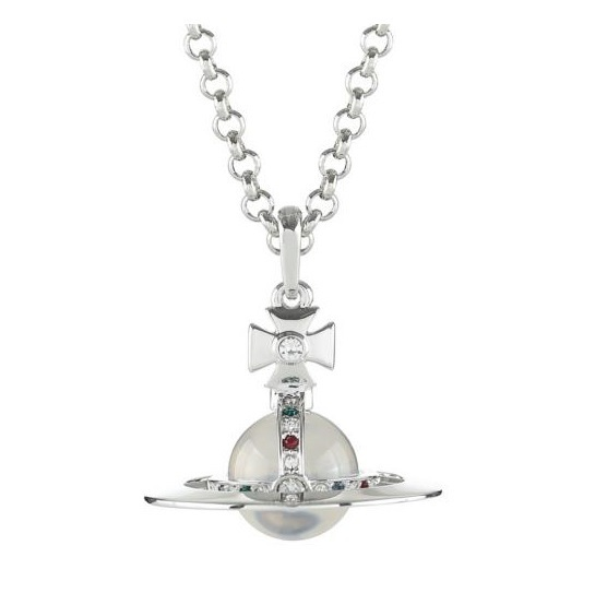 【Vivienne Westwood】NEW SMALL ORB PENDANT〜VHTCJW0002