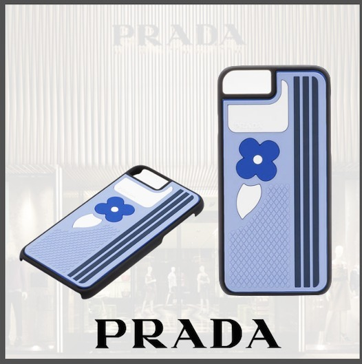 PRADA iphoneカバー 1ZH035_2BG4_F0UTF ☆