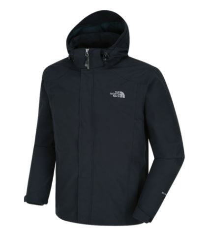 (ザノースフェイス) M'S MOUNTAINEER JACKET BLACK NFJ2YH51
