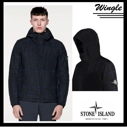 ※STONE ISLAND※ HOUSE CHECK BY DORMEUIL【送関込】