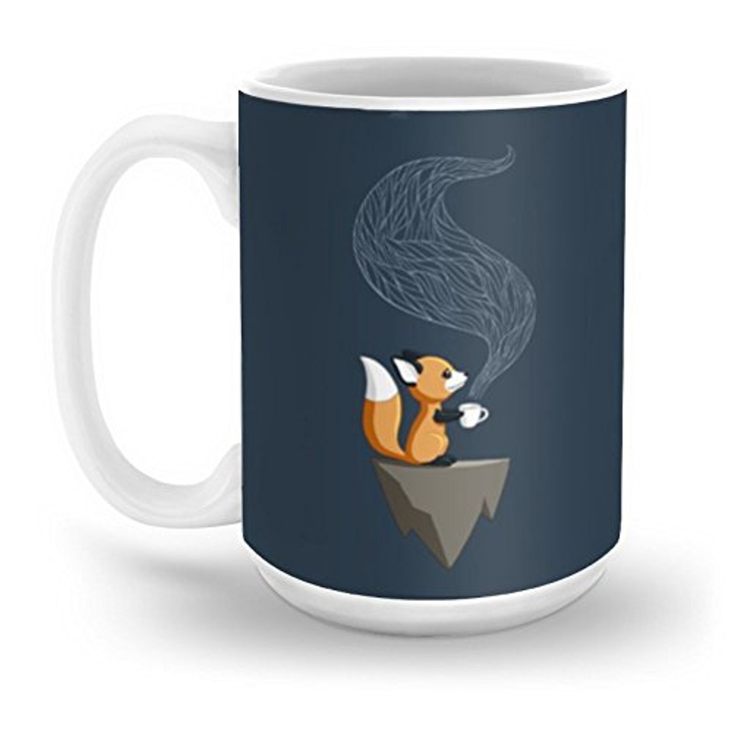 ◎送料込◎ Society6 Fox Tea Mug 15 oz