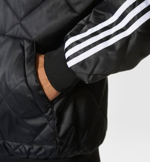 ★adidas originals★Superstar Quilted Jacket★送料込/追跡付