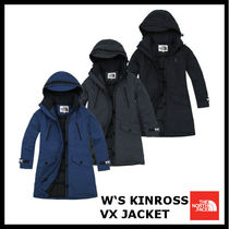 【THE NORTH FACE】W'S KINROSS VX JACKET 3色 NYC2HH97