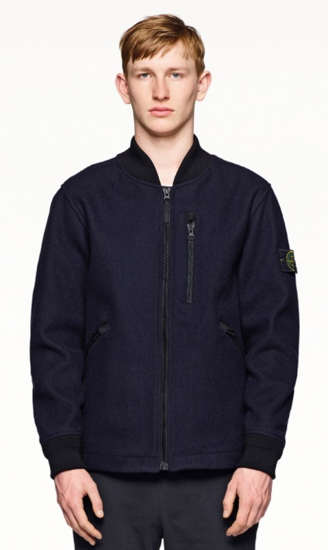 ※STONE ISLAND※ PANNO SPECIALE OMBER JACKET【送関込】