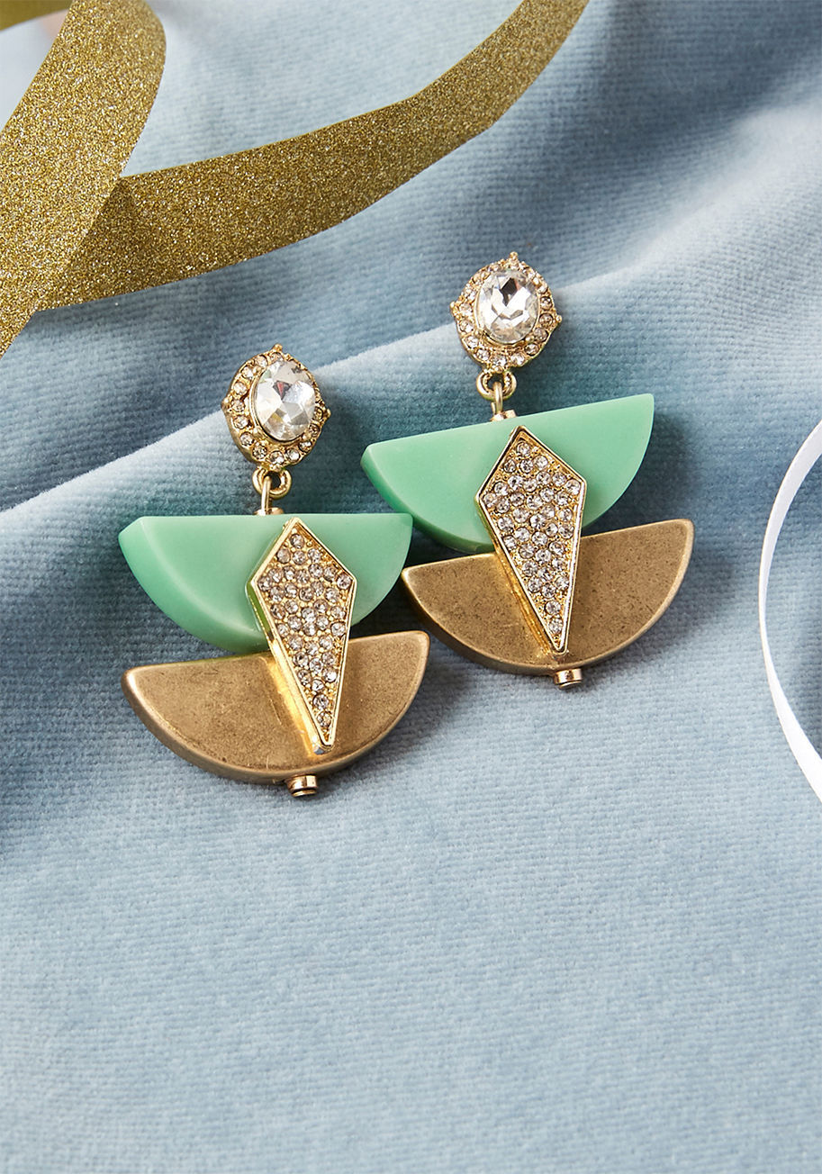 ◎送料込◎ shape showcase earrings