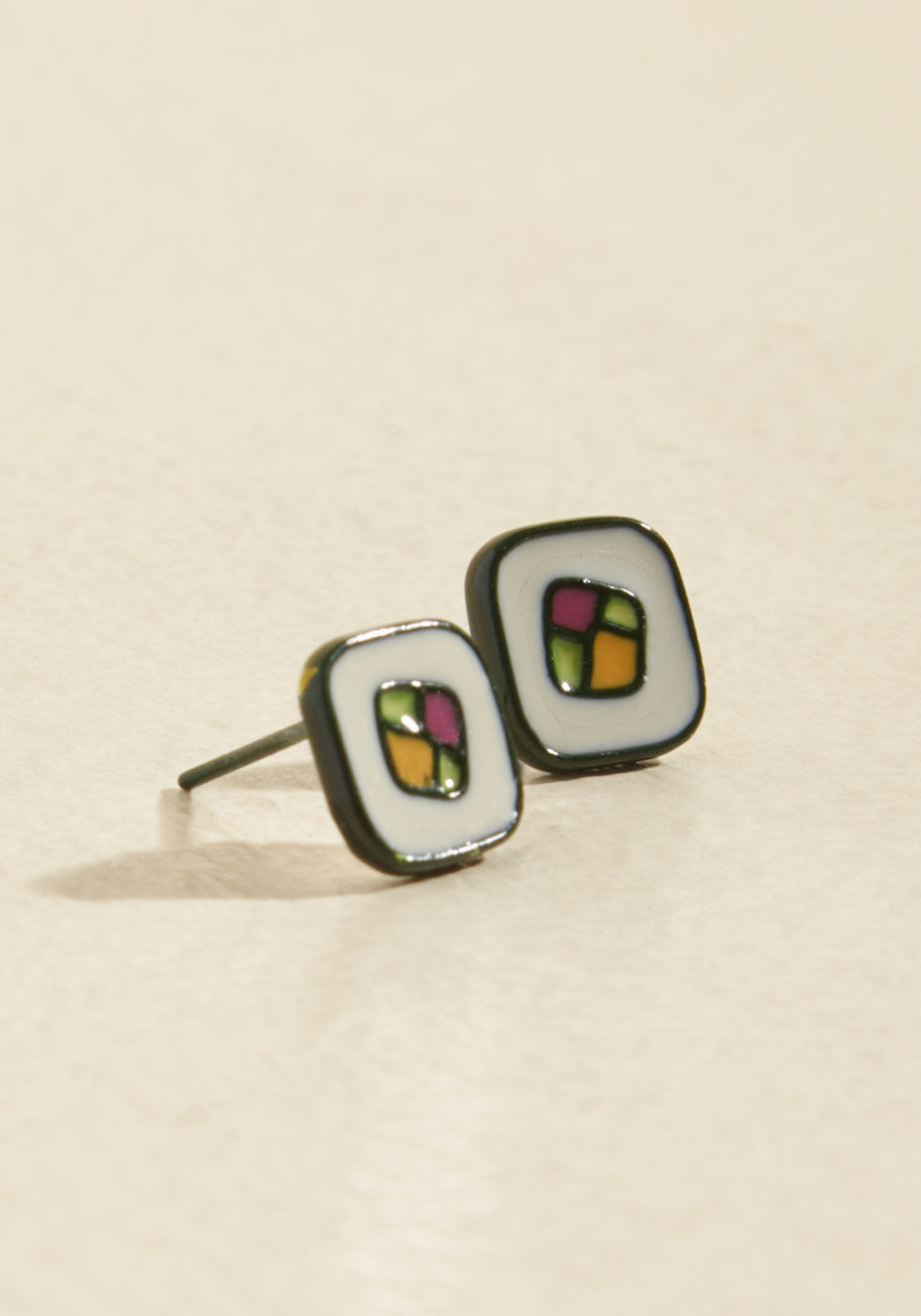 ◎送料込◎ do sushi what i see? earring set
