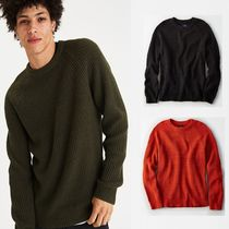[American Eagle Outfitters] [Men] New heritage raglan crew