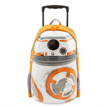 ◎送料込◎ BB-8 Rolling Backpack - Star Wars: The Last