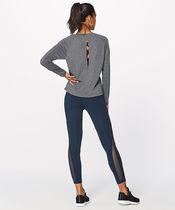 セール![lululemon]♥バックがnice! Box It Out L/Sleeve