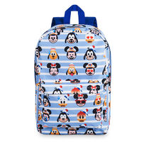 ◎送料込◎ Mickey Mouse and Friends Emoji Backpack -