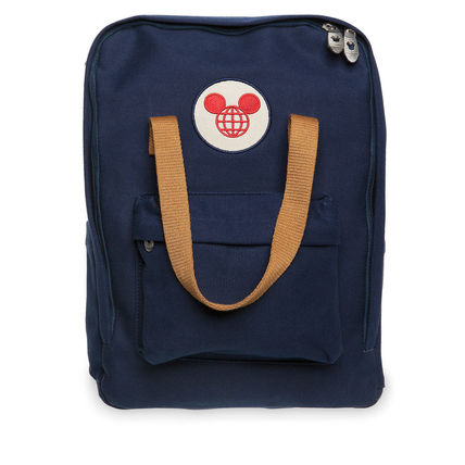 ◎送料込◎ Disney TAG Canvas Backpack - Walt Disney World
