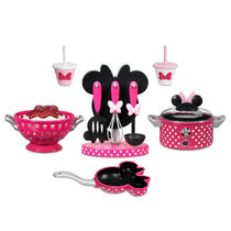 ◎送料込◎ Minnie Mouse Cooking Play Set