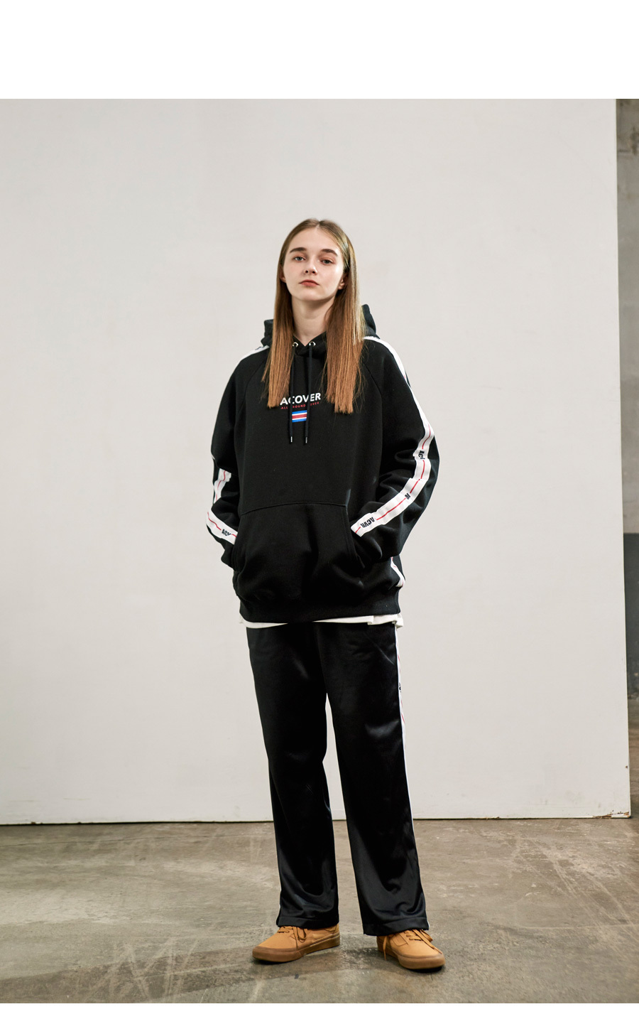 ACVR TAPE TRACK PANTS/(ACP17052)