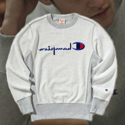**CHAMPION*REVERSE WEAVE**Reverse Fleece Crewneck Sweatshirt